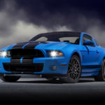 2013 Ford Shelby GT500 – V8, 650 horses and 200 mph
