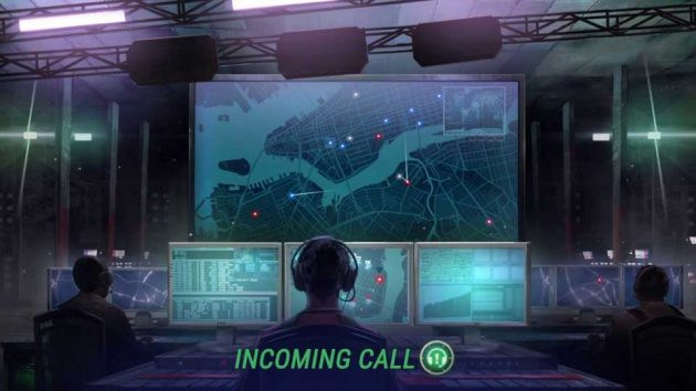 911 Operator Emergency Services Video Game