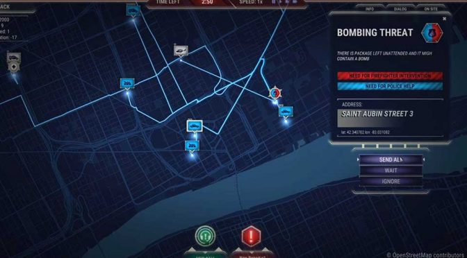 Finally, A True-To-Life Emergency Lines Dispatcher PC Game Set In Real Cities
