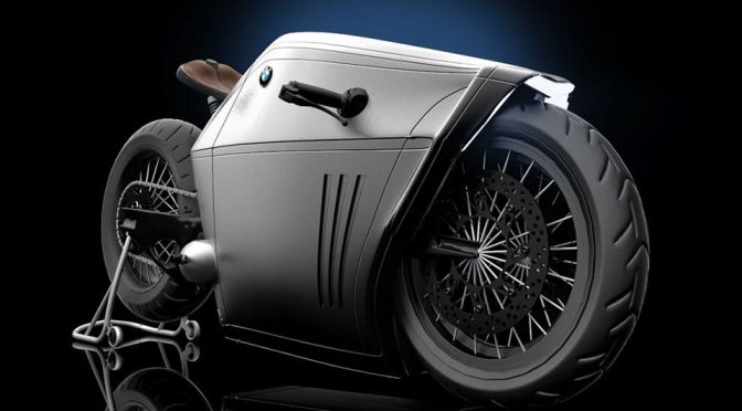 BMW Radical Concept Goes Beyond Radical; It Is Breathtakingly Radical