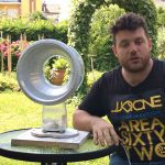 Guy Teaches You How To DIY A Dyson Bladeless Fan Using Common Parts