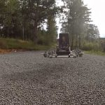 Manned Flight On Homemade Multicopter Looks Pretty Scary