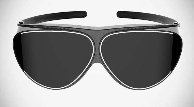 This Pair Of 'Sunglasses' Is Actually A Virtual Reality Headset