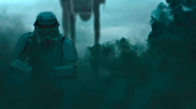 The Emotion Is Strong With This Fan-made Stormtrooper Short