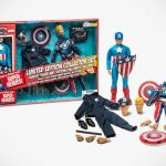 This Exclusive <em>Captain America</em> Retro Set Has Steve Rogers As A Police Officer