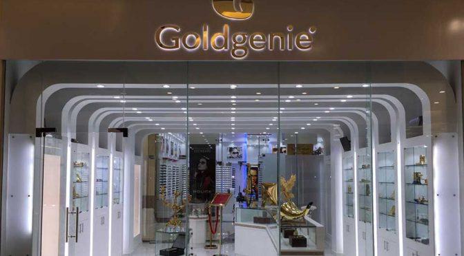 Goldgenie Opens First Luxury Retail Store In UAE