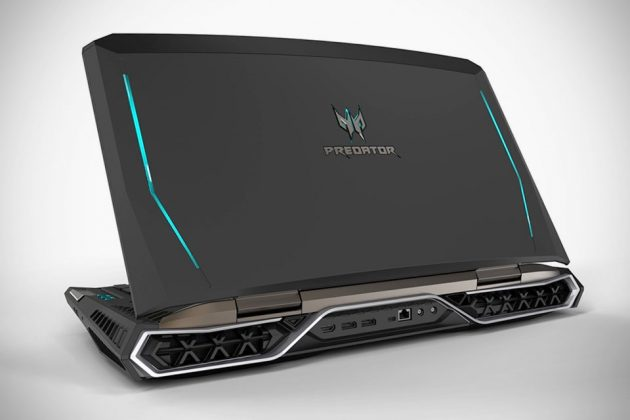 Acer Predator 21 X 21-inch Curved Display Laptop