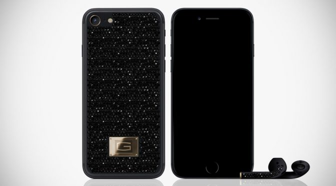 Would You Pay Half A Million For A Black Diamond Embellished iPhone 7?