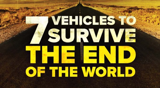 Image: Seven Vehicles To Survive The End Of The World