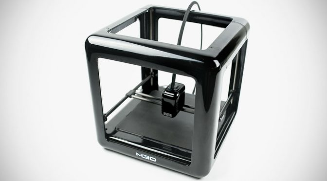M3D Pro 3D Printer Is Self-Aware, Can Diagnose And Rectifying Issues
