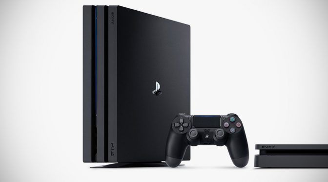 Sony Announces 4K-capable Playstation 4 Pro And Slimmer PS4