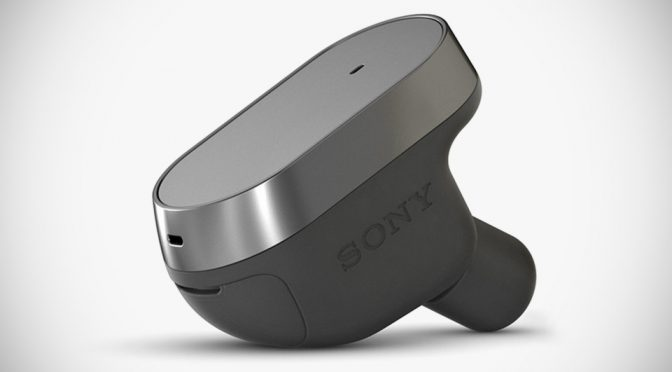 Sony Xperia Ear Wants You To Nod Your Head To Answer Phone Call