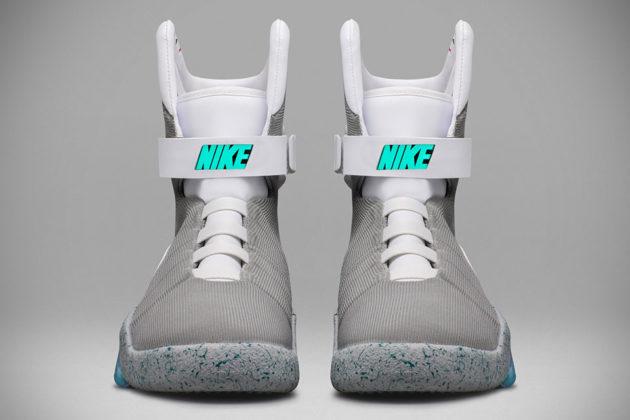 2016 Nike Mag Self-lacing Sneakers