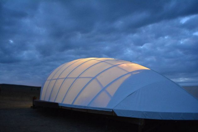 Autonomous Tent Luxury Outdoor Tent