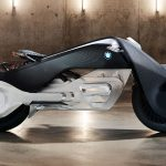 BMW Vision Next 100 Motorcycle Is An Absolute Porn For Futurists