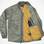 Classic Flight Jacket Reimagined By COLDSMOKE And The Result Is Awesome