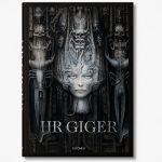 H.R. Giger Monograph – A Supersized Homage To The Late Visionary Artist