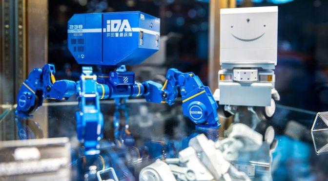 Izmojuki's Awesome Urban Mech Robot Model Kits To Launch On Kickstarter