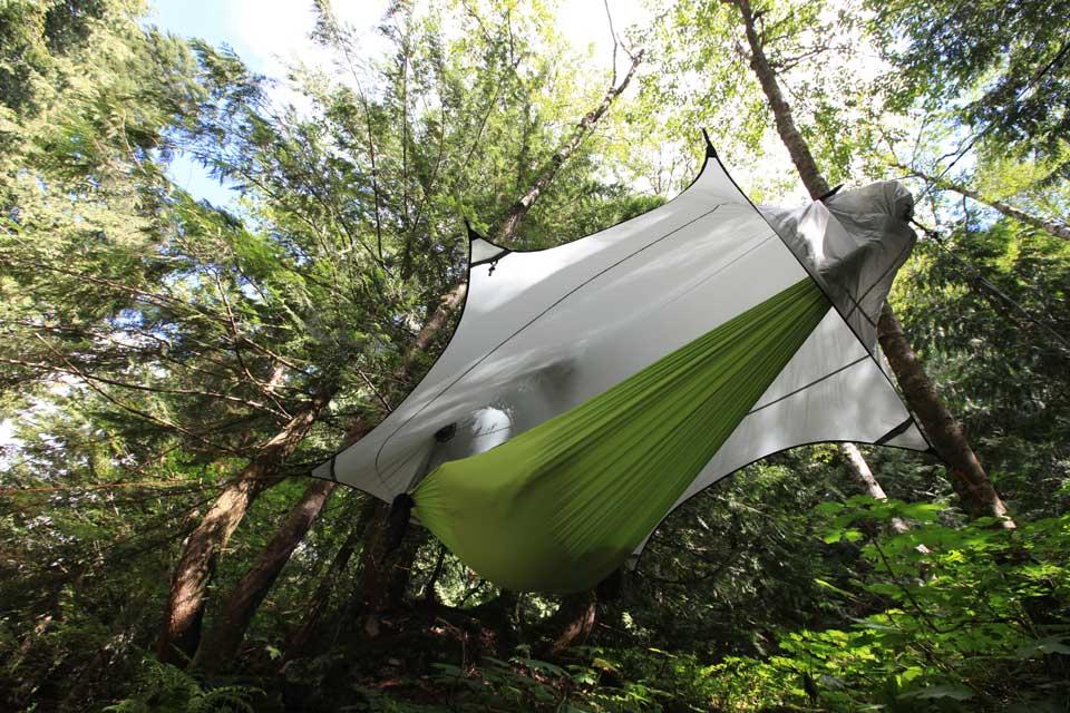 Nubé Stratos Modular Hammock Shelter