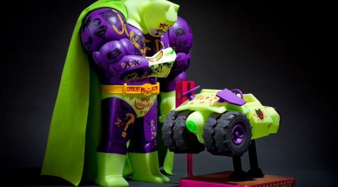 The Last Why: JP Toys Exclusive Is A Clear Homage To Jared Leto's Joker