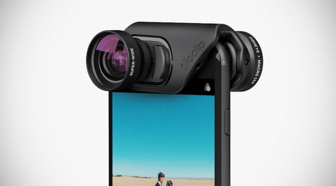 olloclip Lenses For iPhone 7 Have Similar Perspectives As DSLR Cameras
