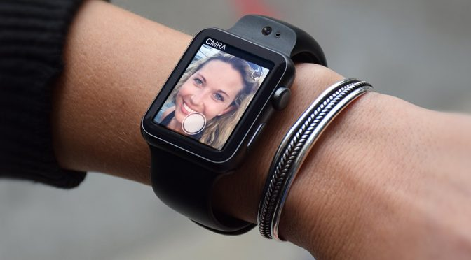 Watch Band With Cameras May Give Us A Reason To Buy An Apple Watch