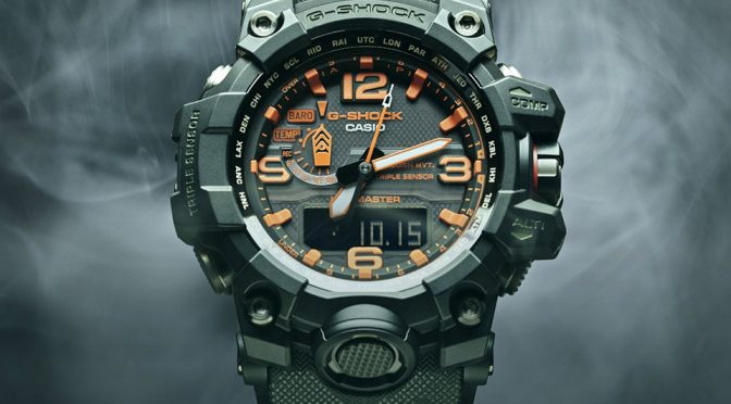 G-SHOCK Gets The Maharishi Treatment For The Fourth Time