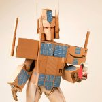 Of Course Optimus Amazon Prime Costume Is A Win Because, Prime