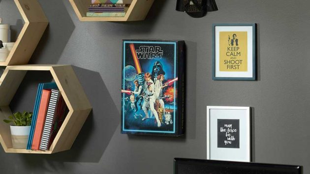 Quill Star Wars Letter-size Copy Paper