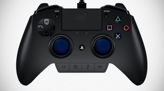 Razer Wants To Sell You Officially Licensed 'Pro' Controllers For PS4
