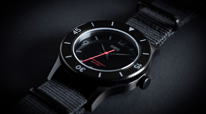 Redwood Tactical Watches Prove That Simplicity Is The Greatest Beauty