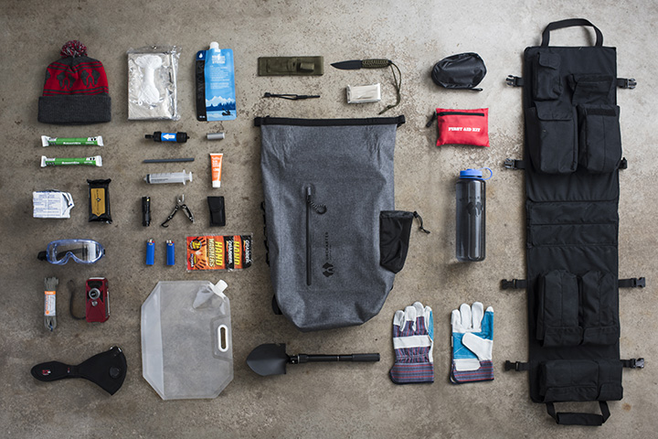 SEVENTY2 72-Hours Survival System by Uncharted Supply Co.
