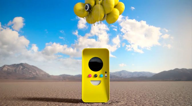 Snap's Camera Sunglasses Available Now Via Minion-like Vending Machines