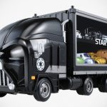 Tomica Darth Vader Semi Is The Father Of All Star Cars Because Why Not?