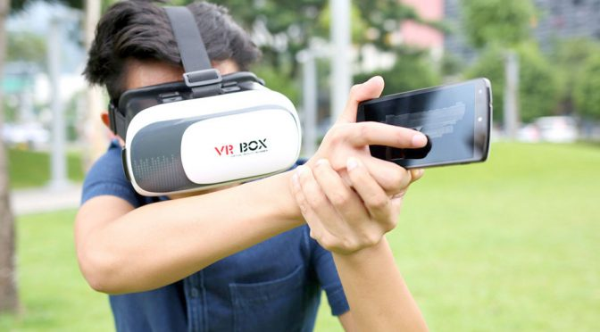 VR Games That Uses Smartphones As Controllers Are Not For Everyone