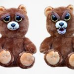 Cute, Cuddly Plush Toys Turn Feisty With Sharp Teeth When Squeezed