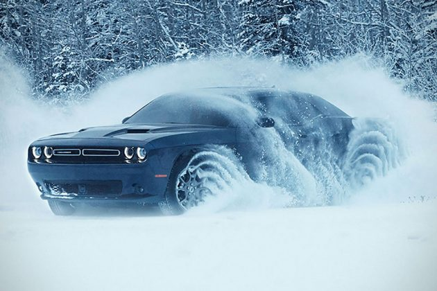 2017 Dodge Challenger GT All-Wheel-Drive Coupe
