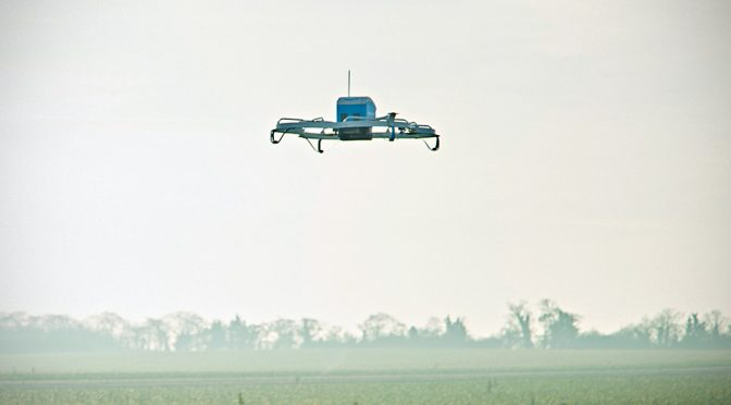 Amazon Prime Air Made First Customer Delivery In UK