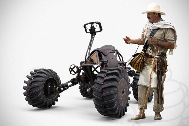 Arriero Rural Transportation Solution by Edgar Sarmiento