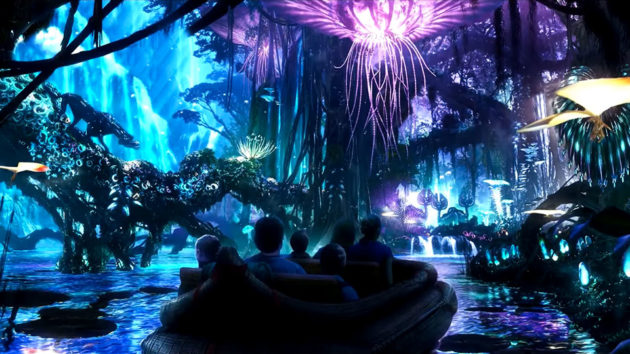 Behind the Scenes of Pandora: The World of AVATAR