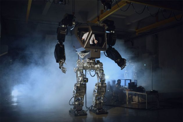 Method-2 Drivable Robot by Hankook Mirae Technology