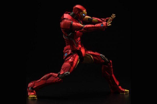 Re:Edit Iron Man #08: Shape Changing Armor