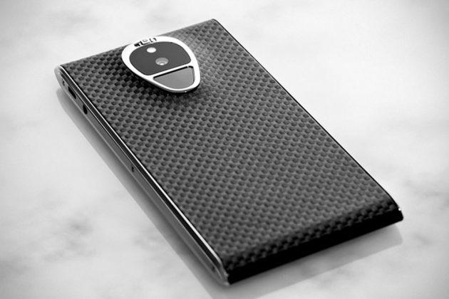 Sirin Labs Solarin Military-Grade Super Smartphone