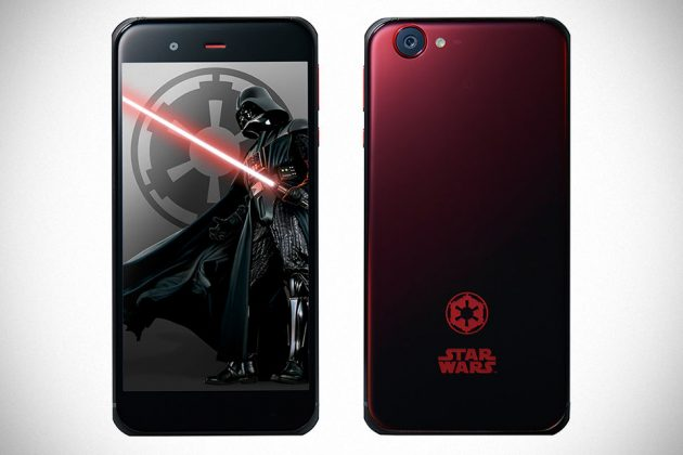 Sharp Star Wars-themed Android Phones from Softbank