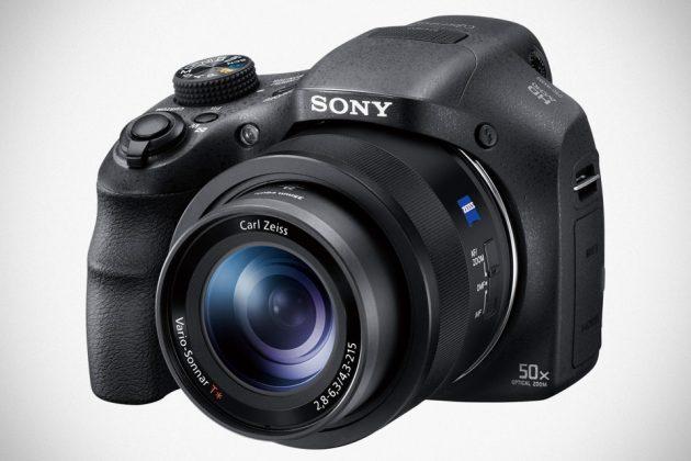 Sony Compact 50x Super Zoom Cyber-shot HX350 Digital Camera