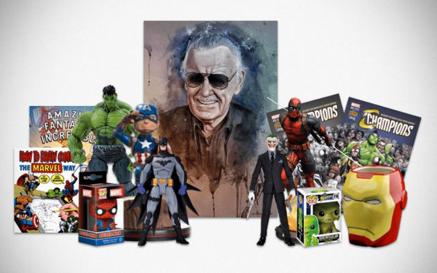 Stan Lee Box Subscription Box by Stan Lee