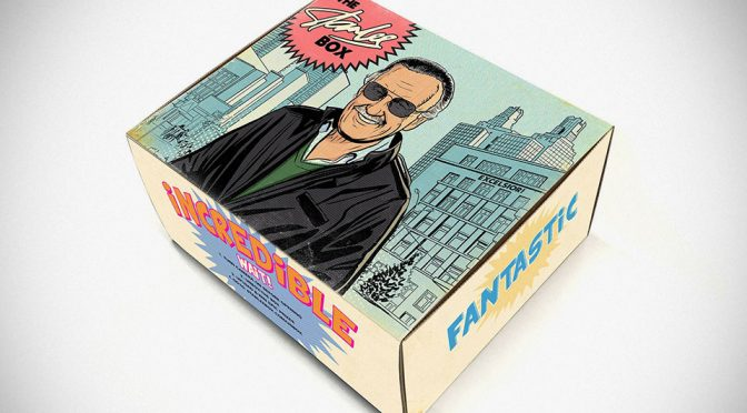 Stan Lee Is Now Offering Comics Fans All Things Comics Subscription Box