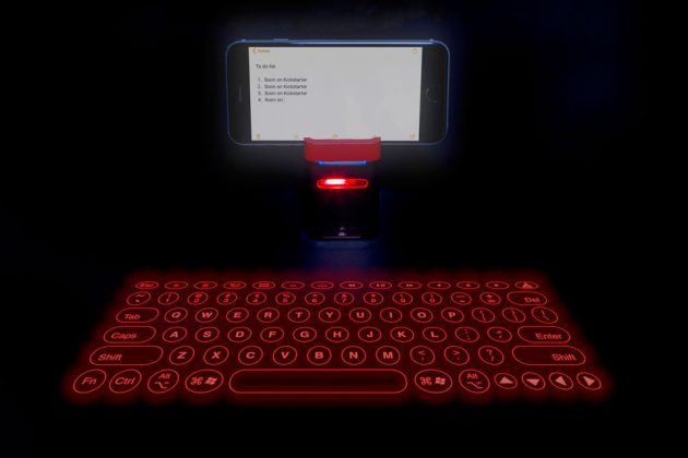 iKeybo Advanced Projection Keyboard and Piano