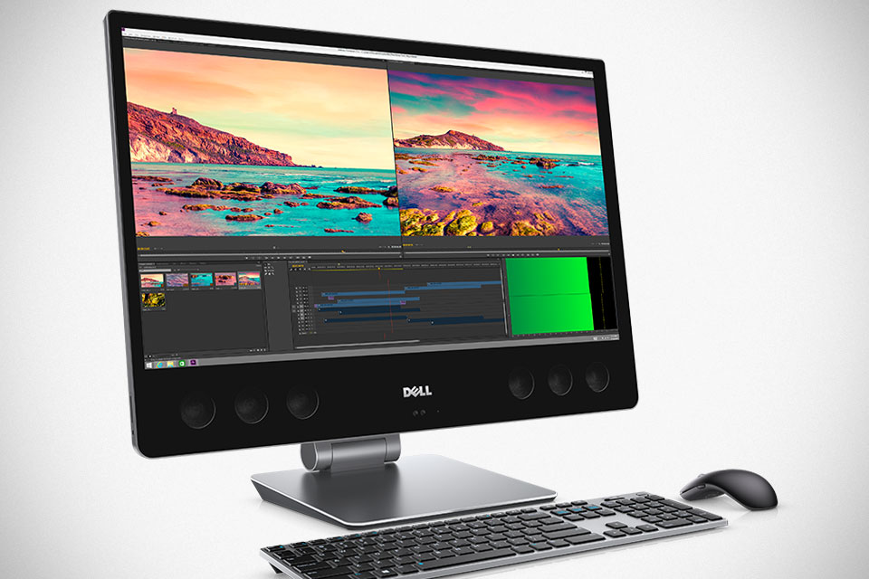 DELL XPS 27 and Precision All-in-One PC