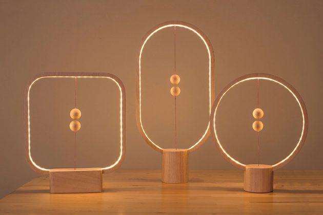Heng Balance Lamp - Magnetic Switch Lamp